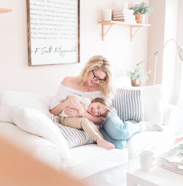 A mother hugging her child, for advice on child psychology meet with our Naperville Child Therapy counselors.